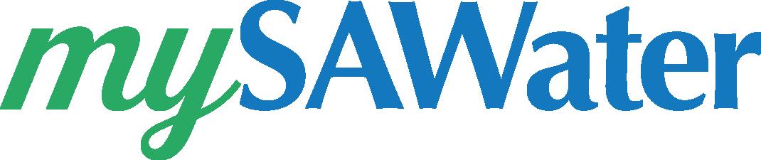 mySAWater logo
