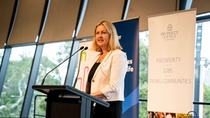 Property Council, International Women's Day Breakfast